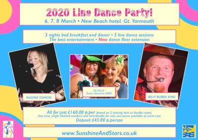 Sunshine & Stars 2020